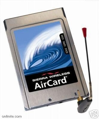 how to connect sierra wireless aircard