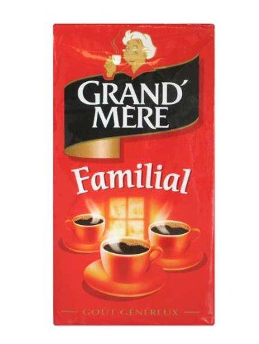Grande Mere Familial Ground Coffee 3 Packs X 8.8Oz/250G