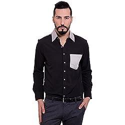 FBBIC Men's Attractive Cotton Shirt