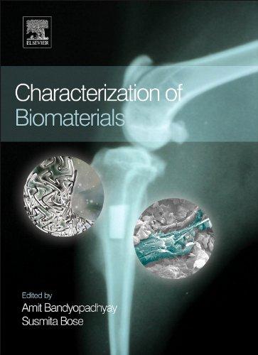 Characterization Of Biomaterials