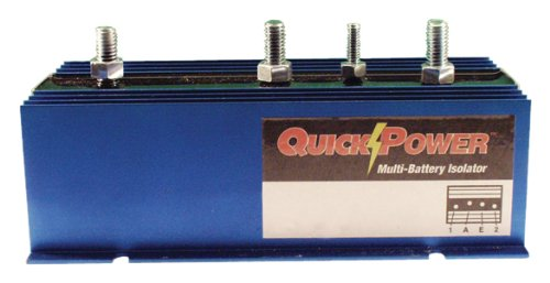 Quick Cable 303304 140 Amp Battery Isolator