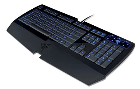Razer Lycosa Programmable Backlit Gaming Keyboard