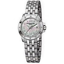 Raymond Weil Tango Stainless Steel Diamond Ladies Watch 5399-ST-00995