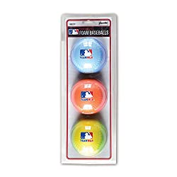 Team MLB Pack Foam Softballs Gradient