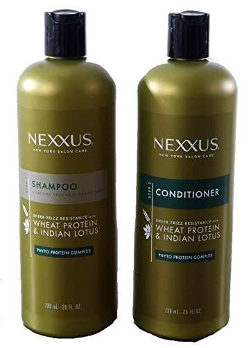 Nexxus Shampoo & Conditioner Sheer Frizz Resistance 25 oz (Fragrant Conditioner compare prices)