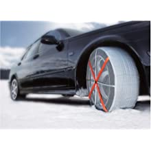 AutoSock HP 775 Winter Traction Aid, For High Performance Tires