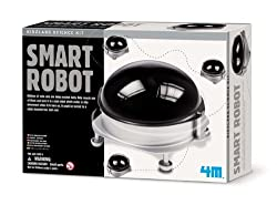 Smart Robot Kit 4M Fun Mechanics Science Project Kit