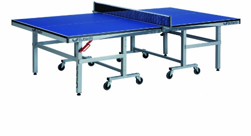Butterfly Octet Rollaway Table Tennis Table (Blue)