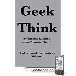 Think Geek by Thomas R. Wiles