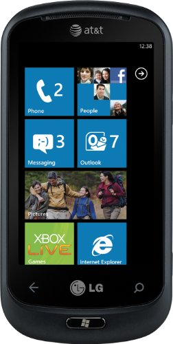 LG Quantum Windows Phone (AT&T)