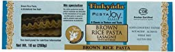 TINKYADA | Pasta-Lasagne / Brown Rice 10 Oz [1 Pack]