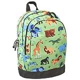 Wildkin Olive Kids Wild Animals Backpack