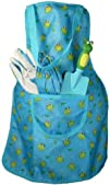 Childrens 3 Piece Garden Set for the Gardening Kid Blue