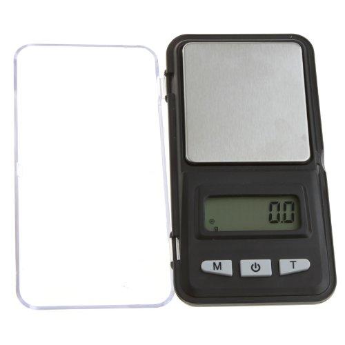 Andoer 200g * 0.01g LCD Digital Pocket Bijoux Coin Or échelle balance