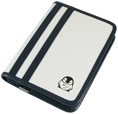 DS 24X Game Card Collection Pouch - Navy Blue