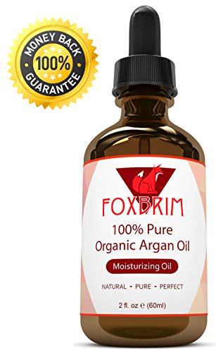 Argan Oil ★SALE!★ ORGANIC Argan Oil | Best Premium Moisturizing Moroccan Oil - Cold Pressed Virgin Argan Oil for Face, Hair, Skin and Nails | Pure and Acclaimed as