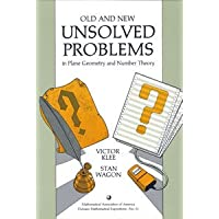 OLD AND NEW UNSOLVED PROBLEMS