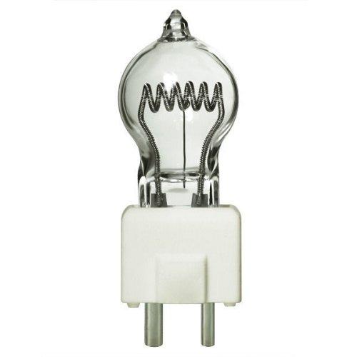 Ushio 1000247 - DYJ - Stage and Studio - G6 - 650 Watt Light Bulb - 230 Volt - G5.3 Base - 3400K