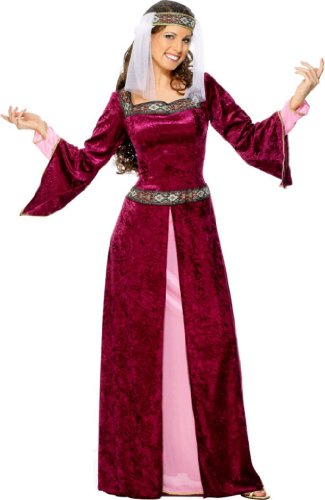 Smiffy's Women's Maid Marion Costume