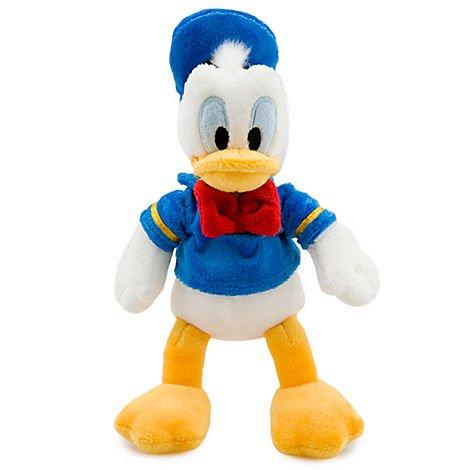 "Disney 8"" Donald Duck Plush"