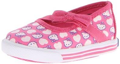 Buy Keds Hello Kitty Champion K MJ Crib Sneaker (Infant) by Keds