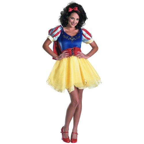 Snow White Sassy Adult 8-10 Halloween or Theatre Costume