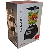 BLENDTEC Classic Blender, Wildside Jar - Black