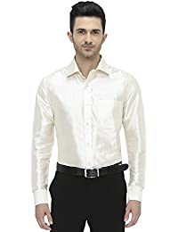 Silk Shirts Men Clothing Accessories