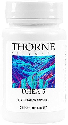 Thorne Research - Dehydrone-cinq (5 mg DHEA)