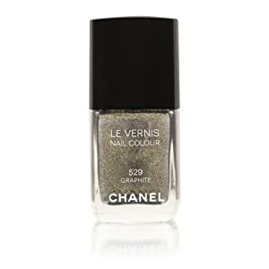 Chanel Le Vernis Nail Colour 529 Graphite