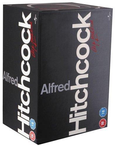 Hitchcock 14 Disc Box Set [DVD]