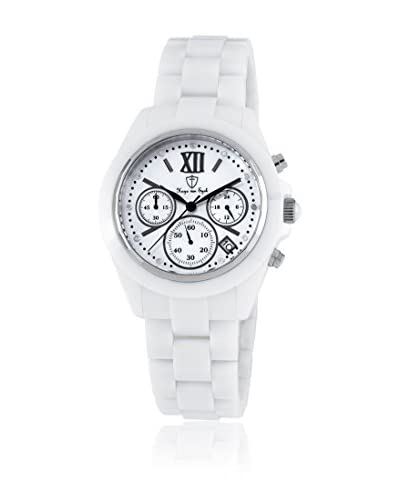 Hugo von Eyck Reloj de cuarzo Woman Auriga Blanco 38 mm