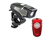 NiteRider Lumina Micro 220 Headlight and Solas Taillight Combo