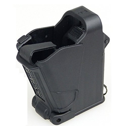 Details for Butler Creek Maglula UpLULA Magazine Speed Loader 9mm-.45 ACP 24222 UP60B from Butler Creek
