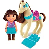 Dora The Explorer *Dora & Lickety Split* Doras Pony Adventures