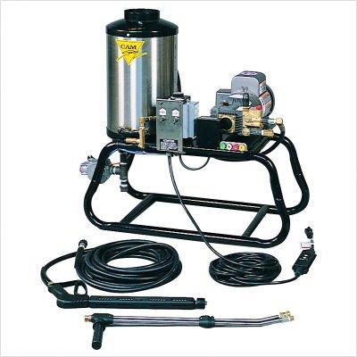 St Series 1500 Psi Hot Water Liquid Propane Pressure Washer