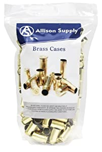 200 Cases of Once-fired 45 Auto ACP Brass for Reloading - Processed
