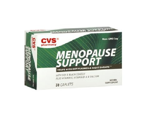 Cvs Pharmacy Menopause Support 30 Caplets