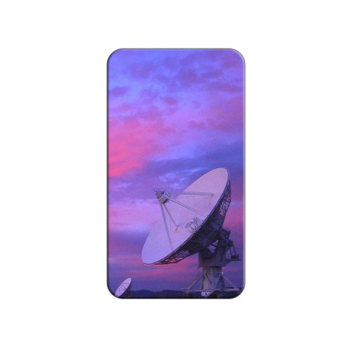 Very Large Array Vla Radar Telescope Dishes Nm At Sunset - Lapel Pin Tie Tack