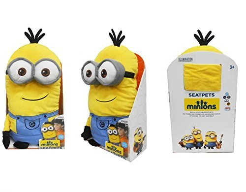 Seat-Pets-Minions-Car-Seat-Toy-Kevin