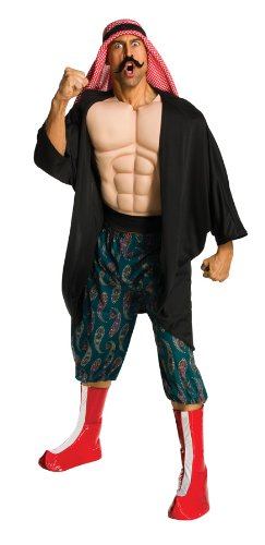 WWE Adult The Iron Sheik Costume