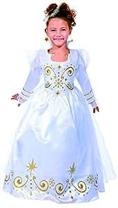 César - B454-001 - Déguisement - Costume - Reine Blanche Cintre - 3/5 Ans