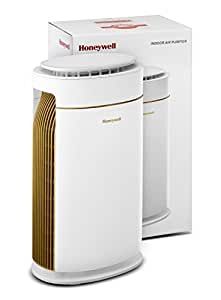 Honeywell Lite Indoor HAC20M1000W 48-Watt Air Purifier (Snow White)