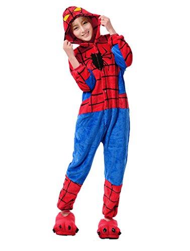 Ddwol (Iron Spiderman Costume)