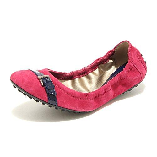 9270 ballerine donna fucsia TOD'S scarpe scarpa ballerina donna shoes women [36]
