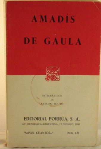 Amadis De Gaula - Amadis of Gaul