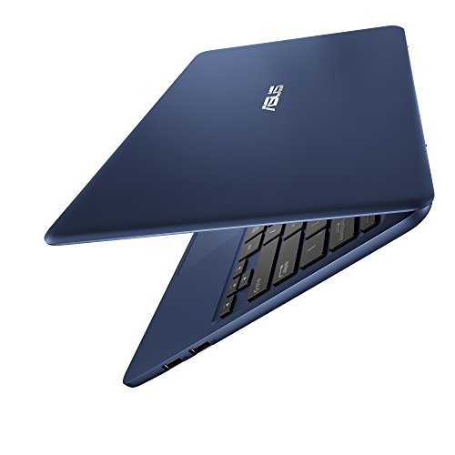 ASUS ノートブック Eeebook X205TA ダークブルー ( Windows 8.1 with Bing / 11.6 inch / Atom Z3735F / 2GB / eMMC 32GB / kingsoft multi-license ) X205TA-B-32G