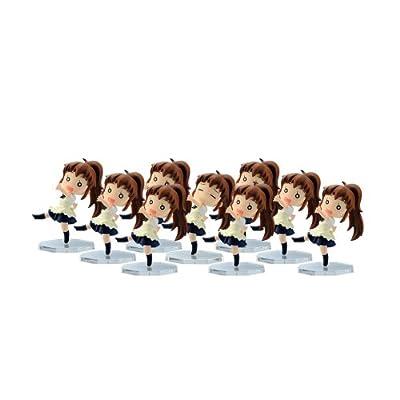 WORKING!! 進め!種島ぽぷら軍団セット 1品目 9個セット (PVC塗装済み完成品)