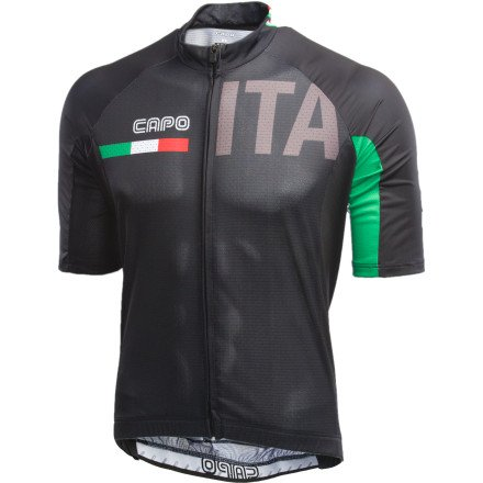 Buy Low Price Capo SC-12 Jersey – Men's (B006NCAO6E)
