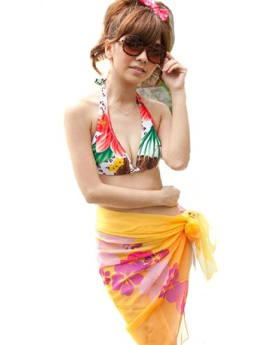 Waooh - Swimwear - Sarong Multicolored